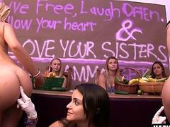 College teens sorority sisters go lesbian 15