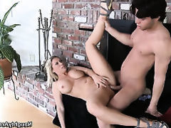 Devon Lee is horny as fuck with Seth Gamble s