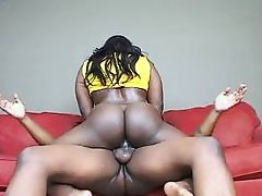 horny ebony milf gets pounded @ 142 inches of black cock #03