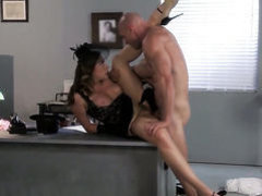 Johnny Sins cant resist breathtakingly beautiful Chanel