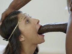 BLACKED First Interracial Babe Jade Jantzen