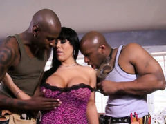 Sienna West with juicy knockers gets her beaver