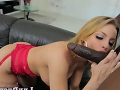 Busty and blonde Brittney Amber gets fucked by Lexington