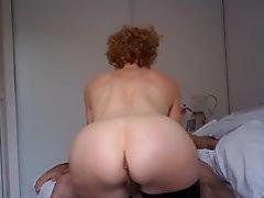 Other Nurse's gorgeous mature ass on hidden cam