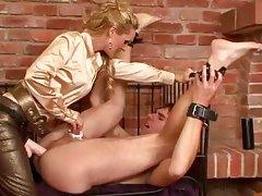 Cbt mistress horny S&M chick