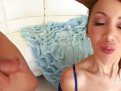 horny katsuni getting her mouth stuffed