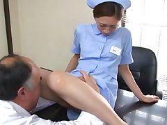 aged doc dishonors his nurse