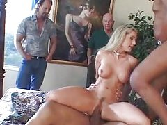 Lori Lust double chocolate cock pounding