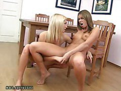 Natalia and her lusty darling assistant enjoy in taking all
