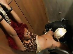 redhead sexually smeared by transexual